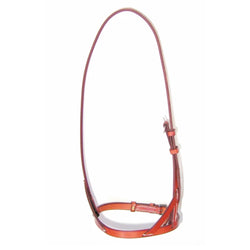 Noseband-Texas Drop English Bridle Leather PG