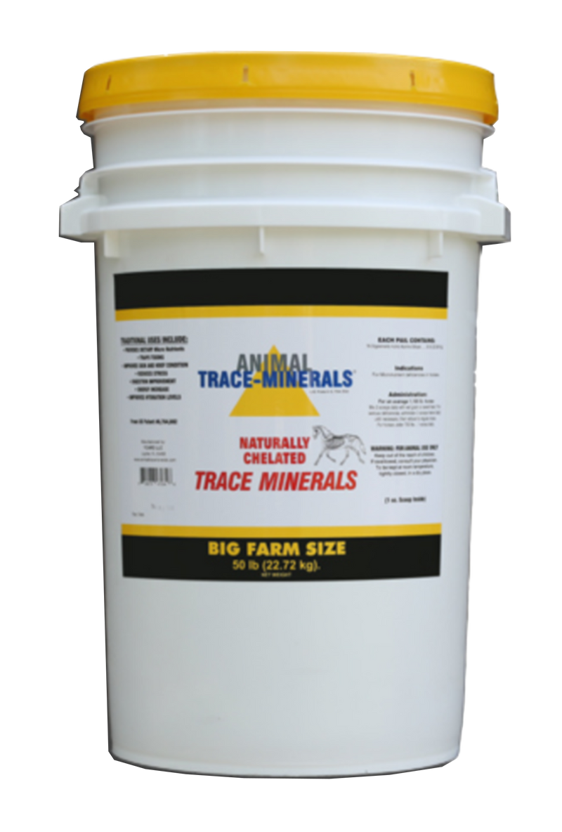 Animal Trace-Minerals for Horses