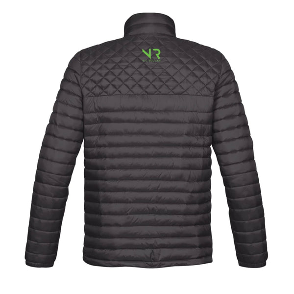 Nic Roldan Thermal Shell Diamond Quilted Jacket