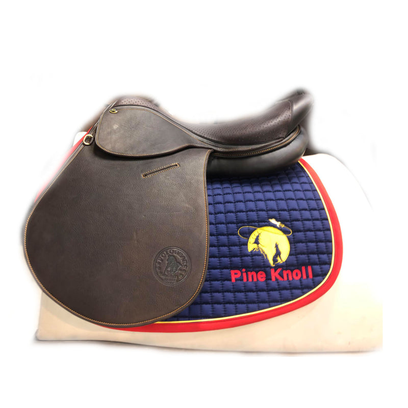 Custom Quilted Saddle Pad