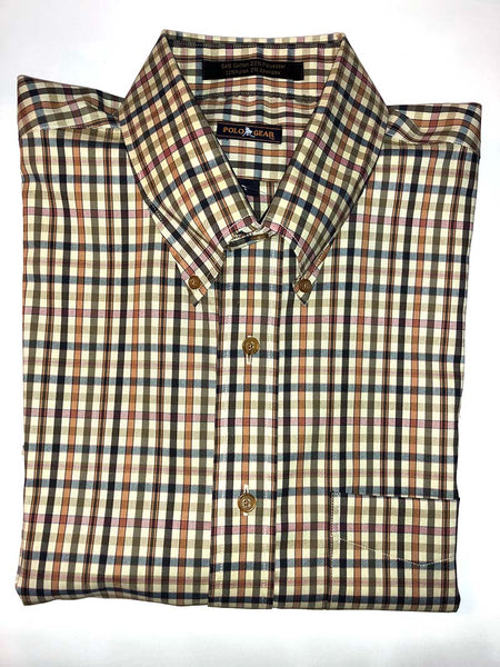 PoloGear Sport Button Up Shirt - Fall 2018