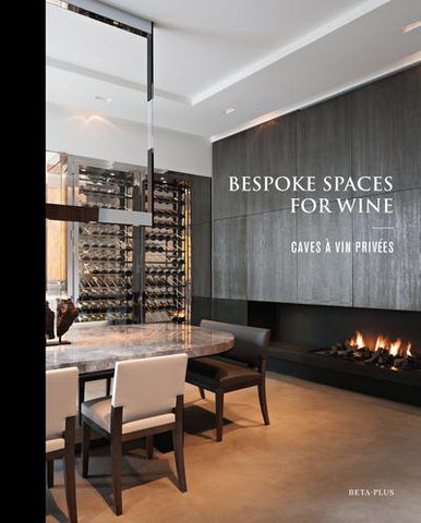 BETA PLUS I BESPOKE SPACES FOR WINE I BOOK