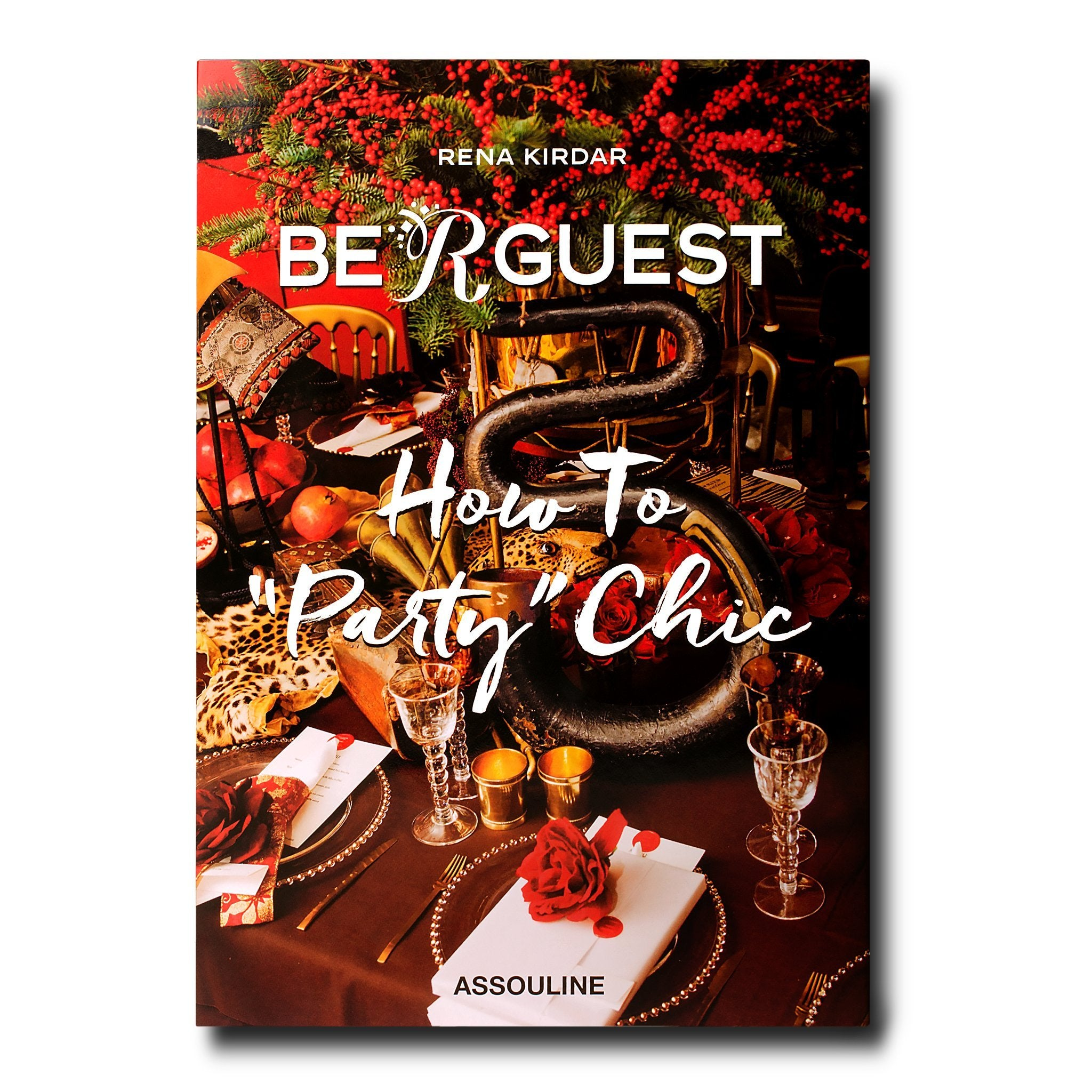 ASSOULINE I BE R GUEST