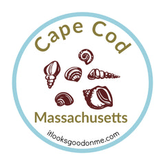 Cape Cod Massachusetts national seashore patch from it looks good on me