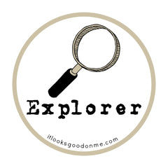 explorer printable iron on patch from it looks good on me