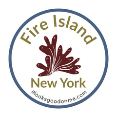 Fire Island New York national seashore patch from it looks good on me