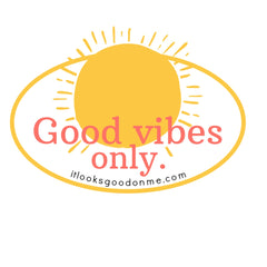 good vibes only free printable iron on patch from it looks good on me
