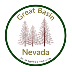 Great Basin Nevada National Park printable patch
