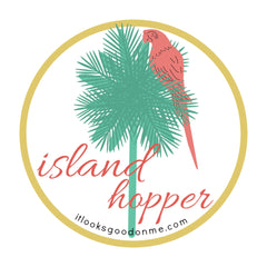 island hopper printable iron on patch from it looks good on me