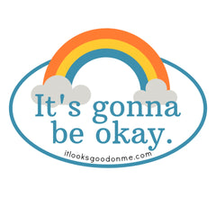it's gonna be ok iron on printable patch