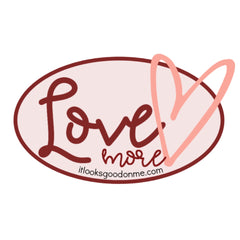 love more printable iron on patch from it looks good on me