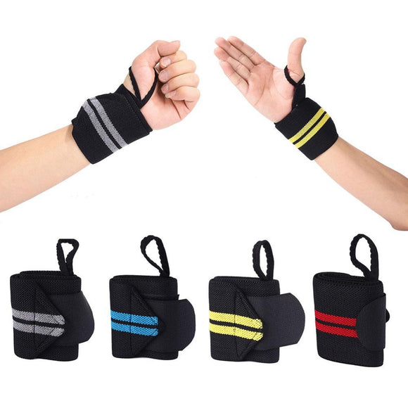Wrist Wraps for Weightlifting