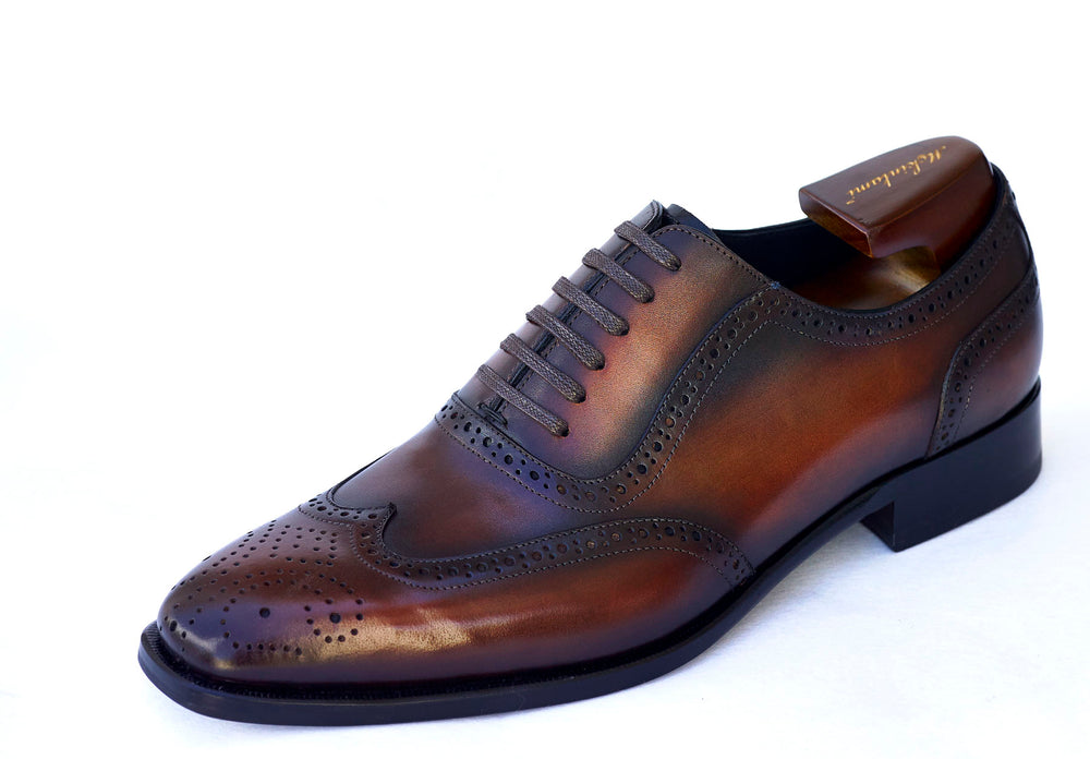 lamido brogues brown mckintami