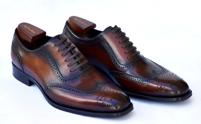 oxford footwear mckintami