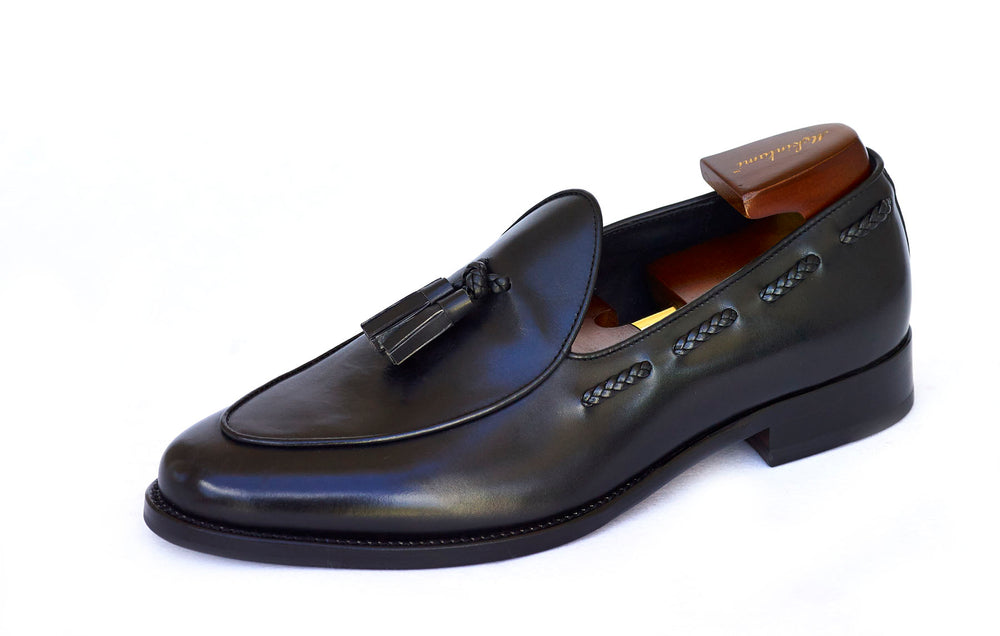 mckintami wangara loafer black