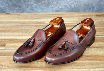 """Maade Loafer"" Brown"