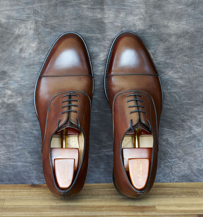 """Russ Oxford"" Brown"