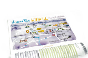 """yeah, that"" Greenville, SC's 2019 Official Visitor's Guide"