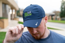 "Load image into Gallery viewer, ""Yeah, THAT Greenville"" Navy Blue Nike Baseball Cap"