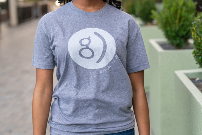 Happy G T-Shirt (Gray)