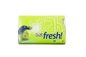 Yeah, THAT Fresh Gum