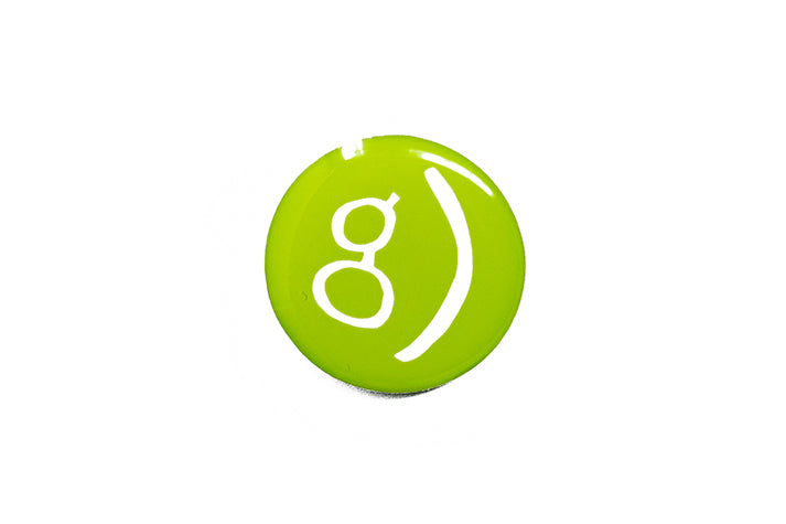 Happy G Lapel Pin