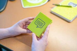 Post-It Notes Sticky Book