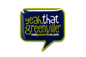 Greenville, SC Lapel Pins (Set of 2)