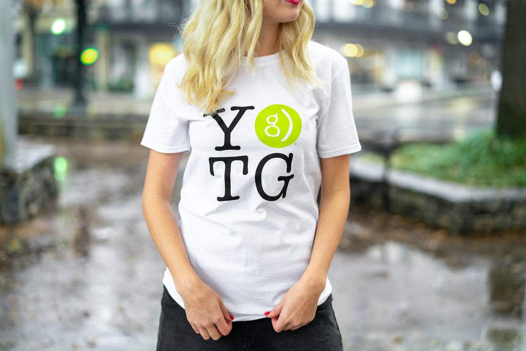 YTG Happy G Love T-Shirt