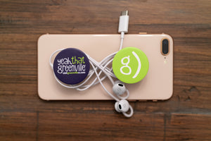 Greenville, SC PopSockets (Set of 2)