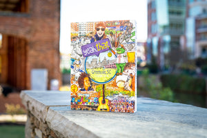*Greenville, SC Coloring Book