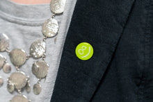 Load image into Gallery viewer, Happy G Lapel Pin