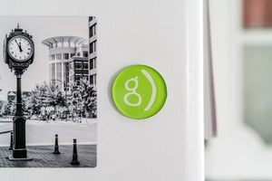 Greenville, SC Acrylic Magnets (Set of 2)