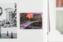 Load image into Gallery viewer, Greenville, SC Photo Magnet Collection (Set of 6)