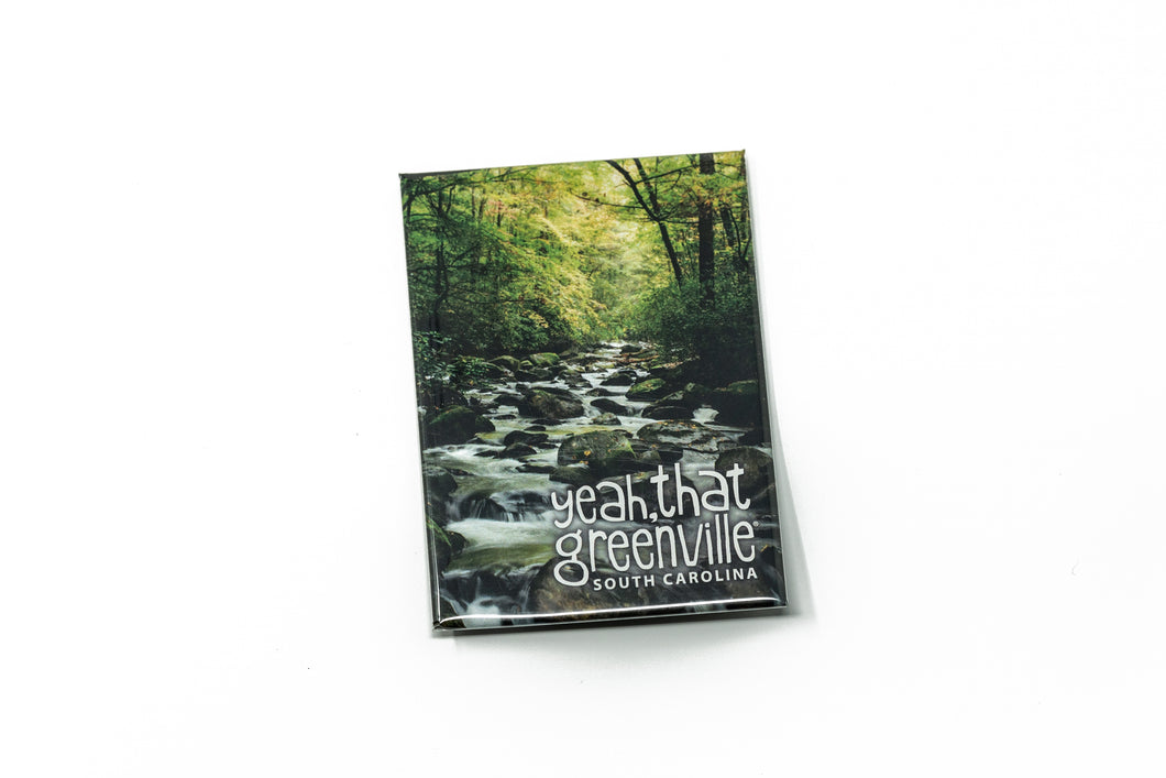 Jones Gap State Park River Photo Magnet