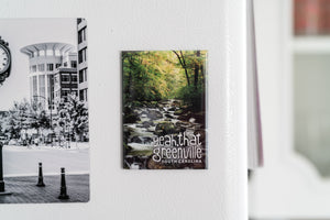 Greenville, SC Photo Magnet Collection (Set of 6)