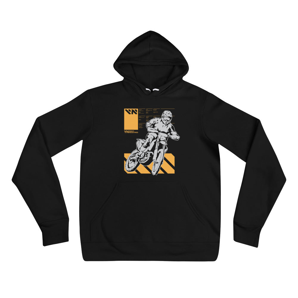 Dual Sport Supporter Hoodie