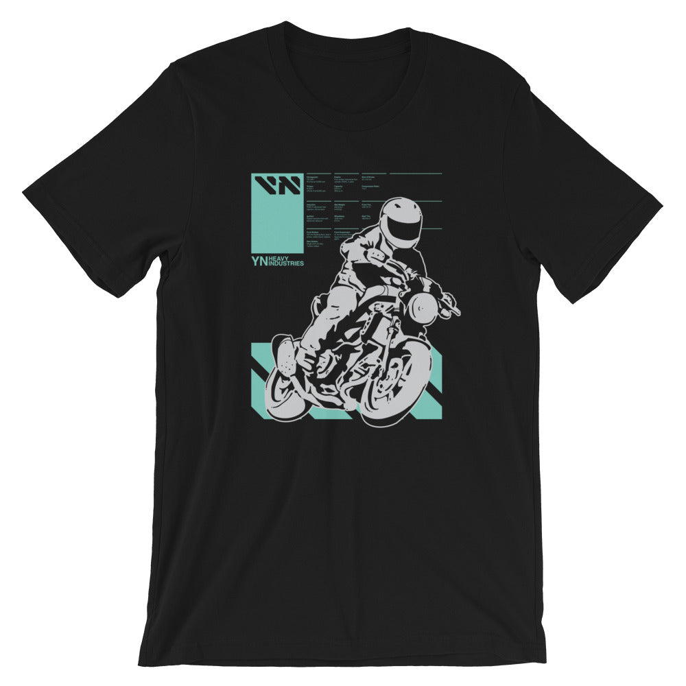 Naked Bike Supporter Tee