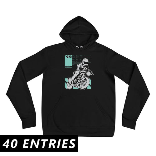 Naked Bike Supporter Hoodie (V.2)