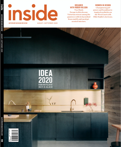 inside Interior Design Review (Single copy)