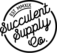 The succulent supply co logo