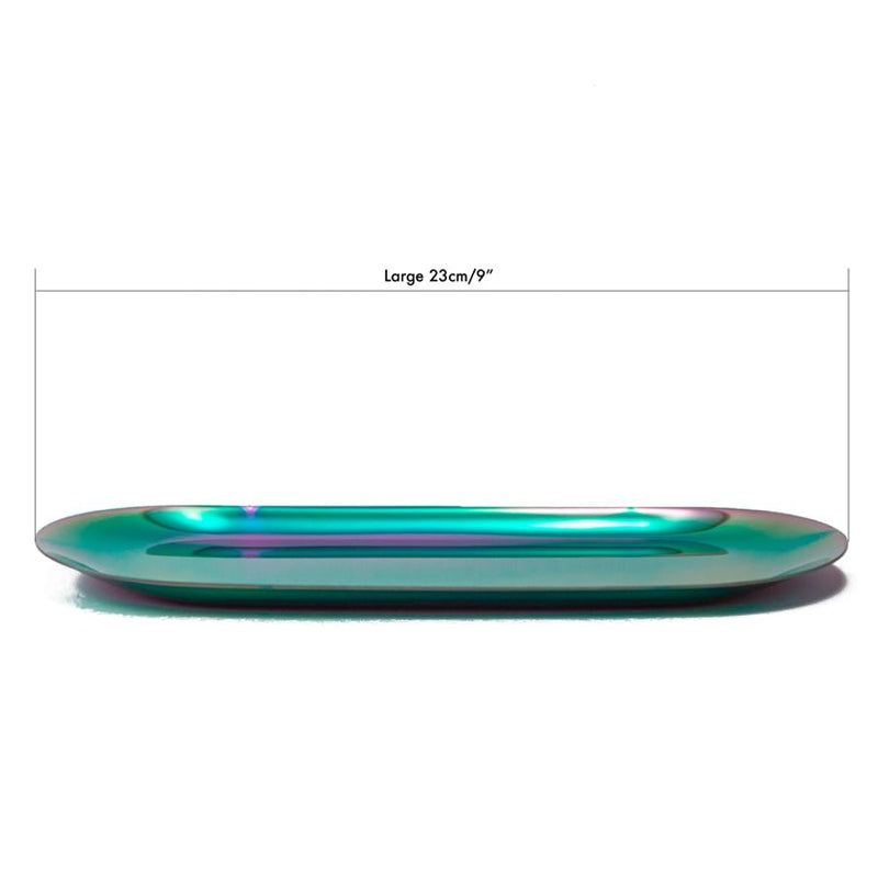 rainbow display tray stationary