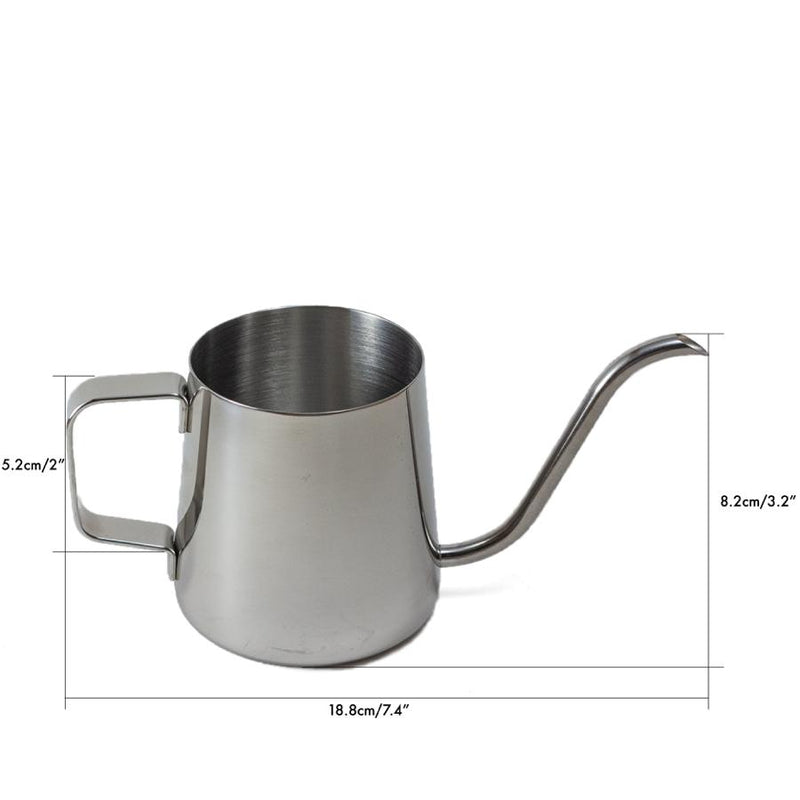 stainless steel succulent watering can