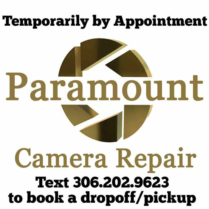 COVID-19 Precautions UPDATE - Paramount Camera Repair
