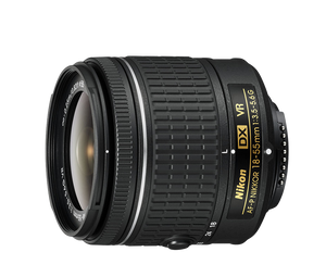 AF-P DX NIKKOR 18-55mm f/3.5-5.6G VR - New Condition 10/10 - Paramount Camera & Repair