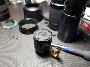 Lens Diagnostics - Paramount Camera & Repair - Saskatoon Canada Used Cameras Used Lenses Batteries Grips Chargers Studio