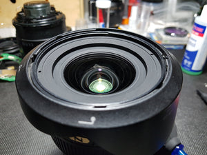 Lens Cleaning - External - Paramount Camera & Repair