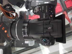 Sony Alpha DSLR-SLT-A55 16.2MP Camera W/18-55mm Lens, Like New 10/10 - Paramount Camera & Repair - Saskatoon Canada Used Cameras Used Lenses Batteries Grips Chargers Studio