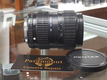 Load image into Gallery viewer, Pentax A SMC 28-80mm F3.5-4.5 Zoom, Manual film lens, Excellent Condition - Paramount Camera & Repair - Saskatoon Canada Used Cameras Used Lenses Batteries Grips Chargers Studio