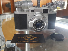 Load image into Gallery viewer, Ricoh 35 w/ Riken Ricomat 4.5cm F3.5 35mm Vintage Film Camera, CLA'd, Like New - Paramount Camera & Repair